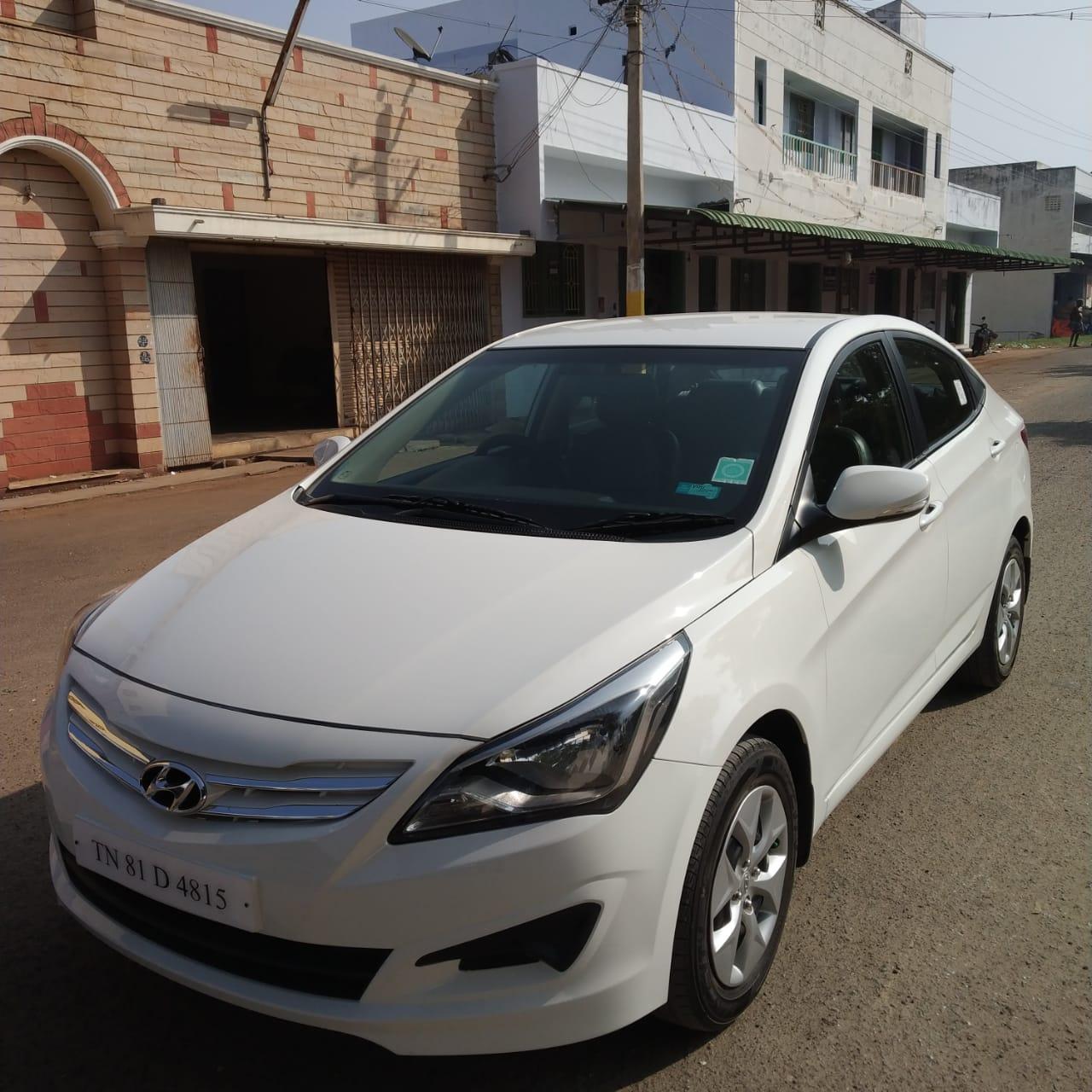 2017 Used Hyundai Verna 1.4 CRDI