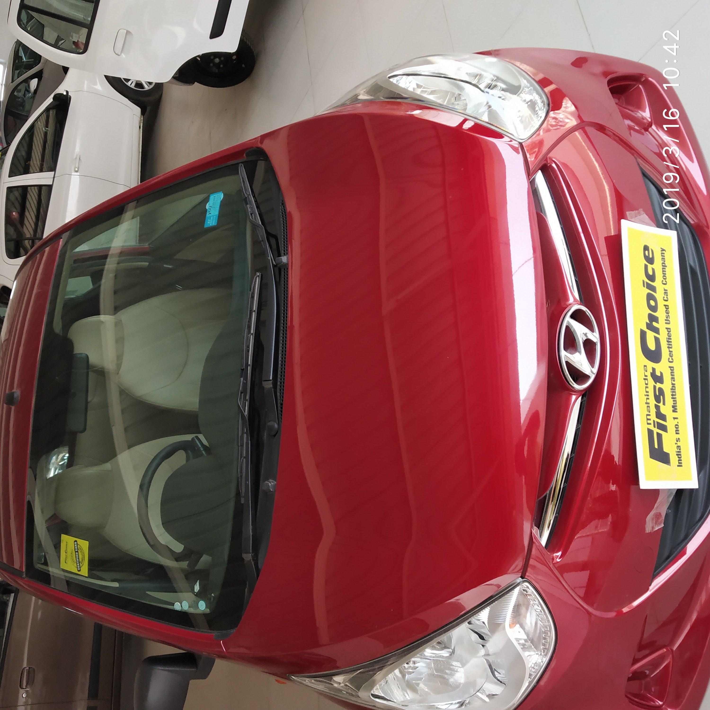 Used Toyota Prius Near Me: Mahindra First Choice