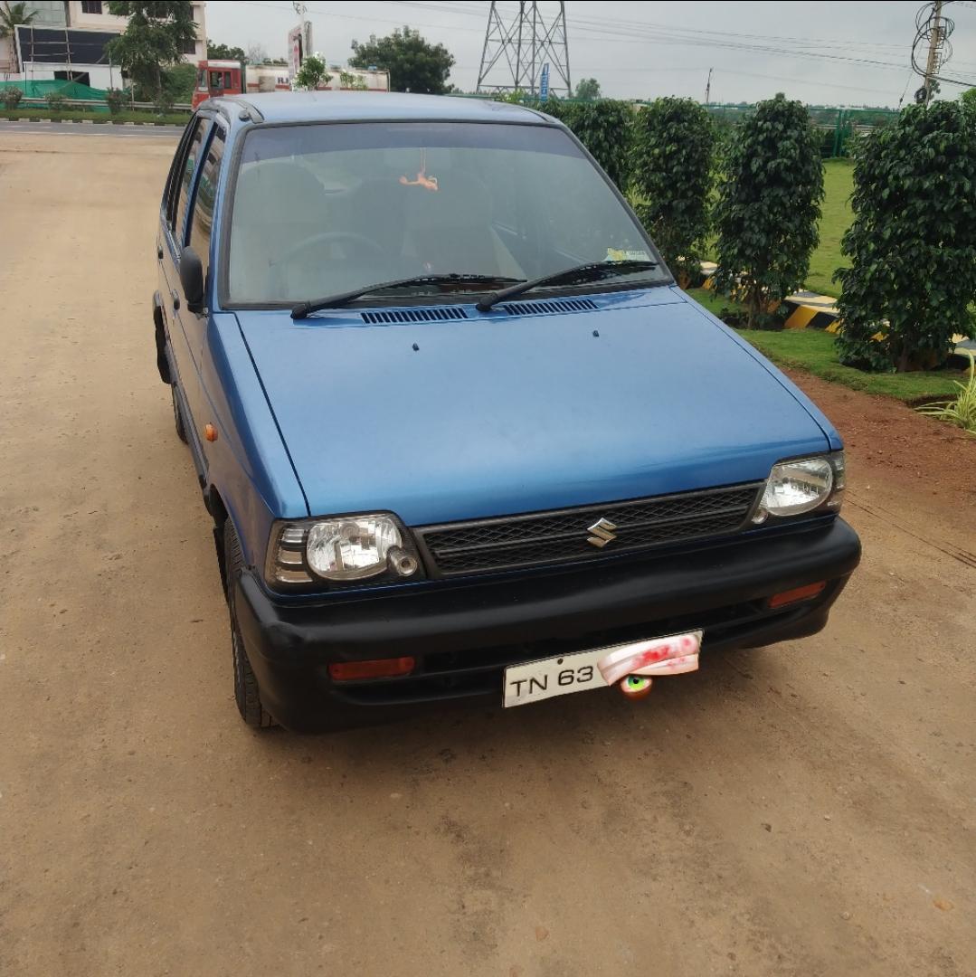 2007 Used Maruti Suzuki 800 AC