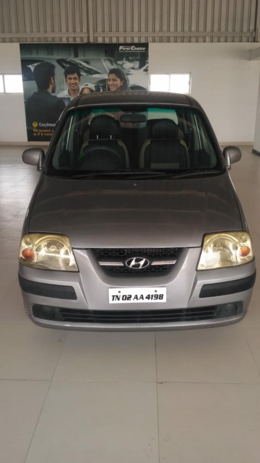2006 Used Hyundai Santro Xing GLS