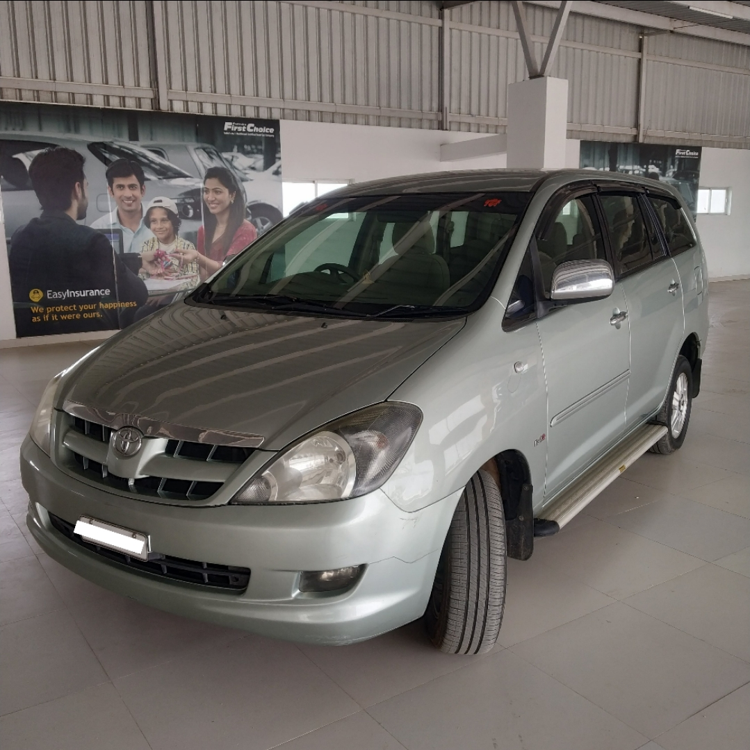 2006 Used Toyota Innova 2.5 V 7STR