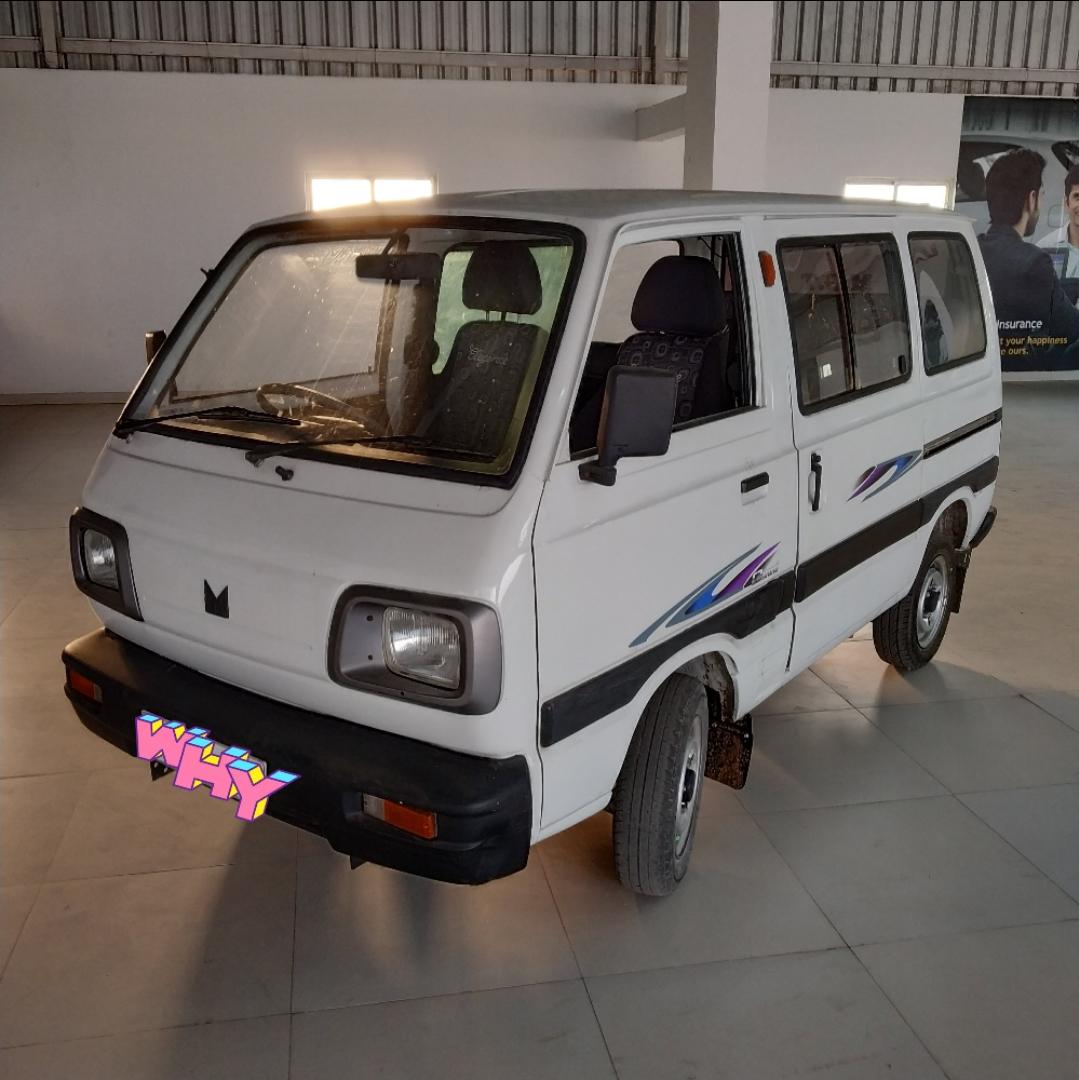 2005 Used Maruti Suzuki Omni LPG BS III
