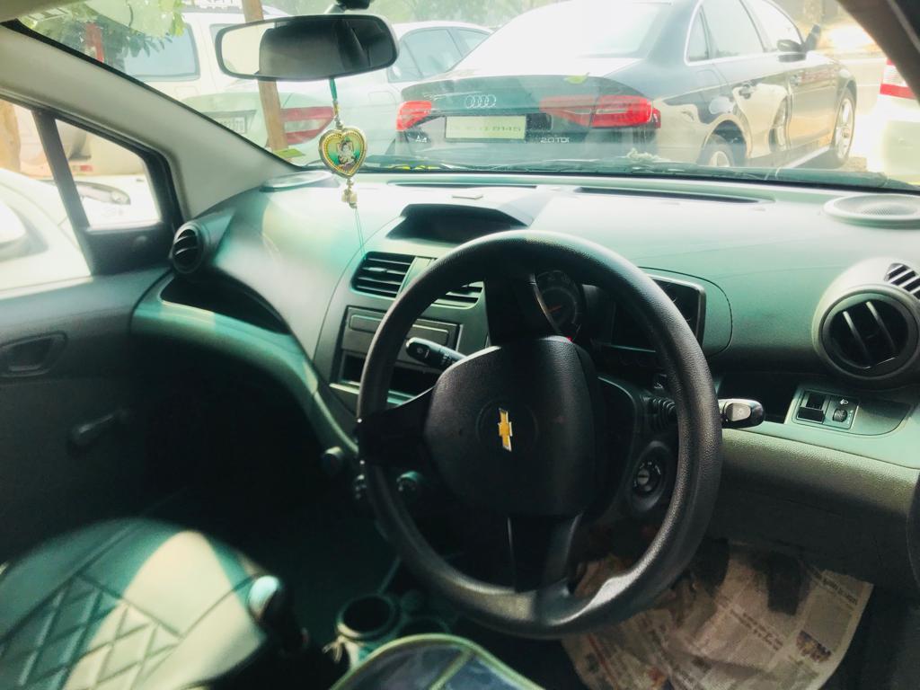 2017 Used Chevrolet Beat PS DIESEL