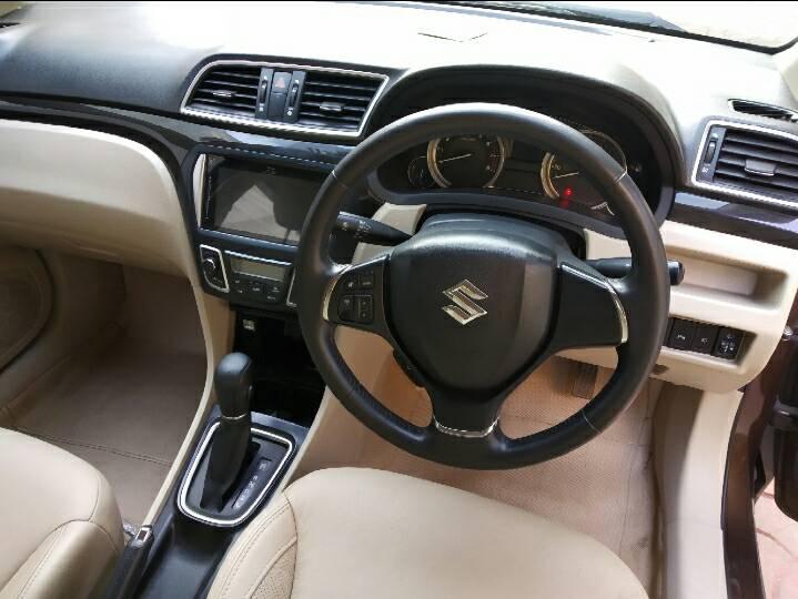 2016 Used Maruti Suzuki Ciaz ZXI PLUS