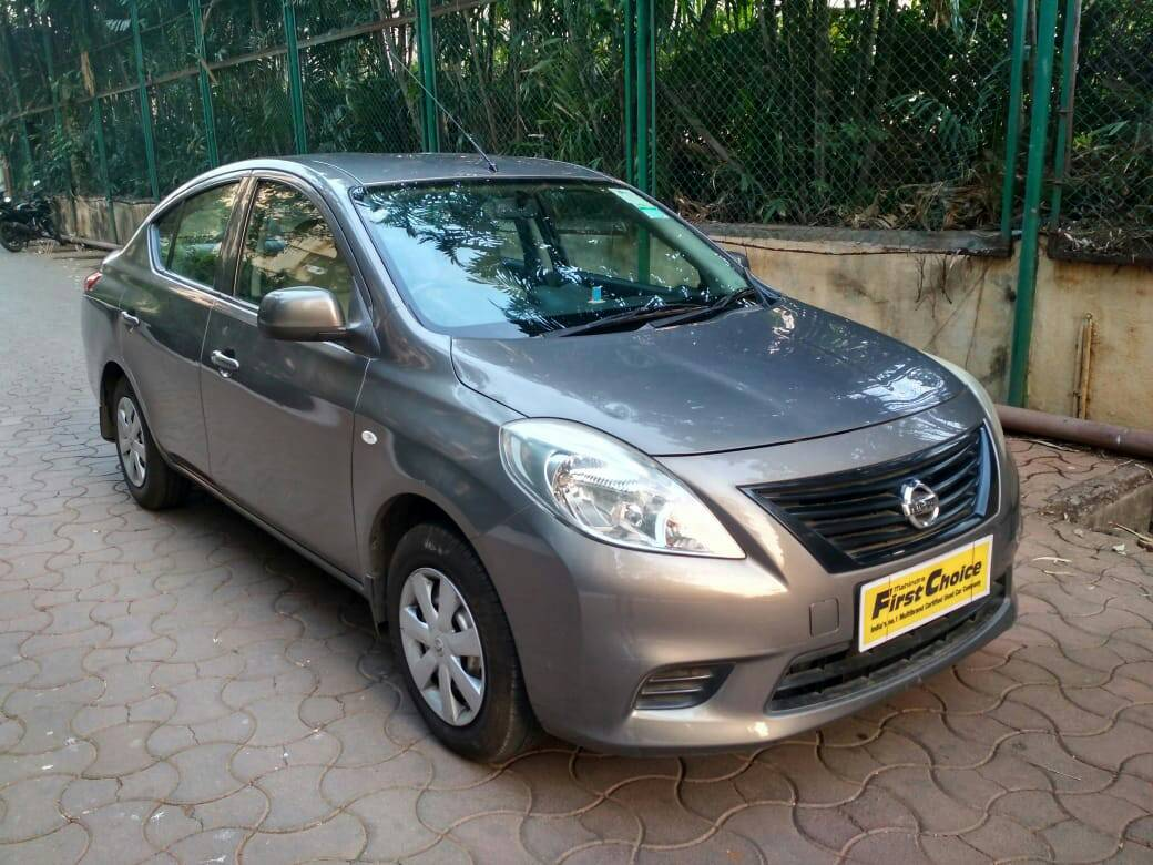 2012 Used NISSAN SUNNY XE