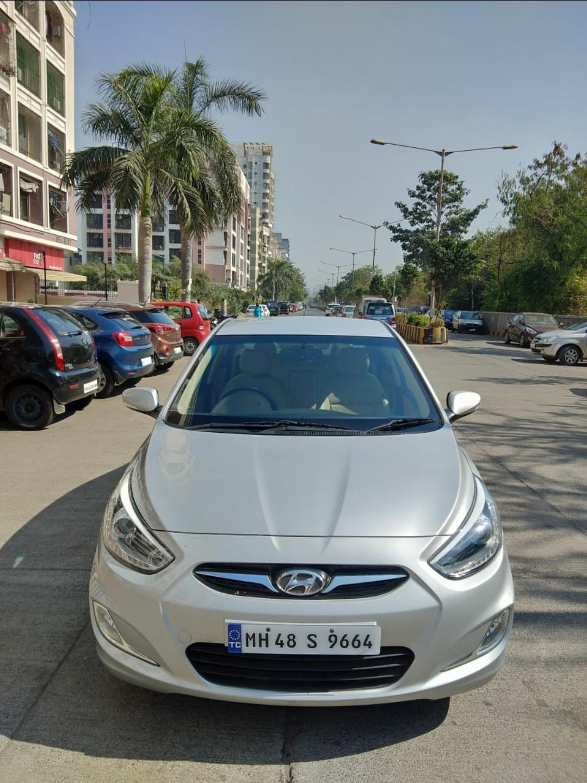 2014 Used Hyundai Verna FLUIDIC 1.6 SX CRDI OPT AT
