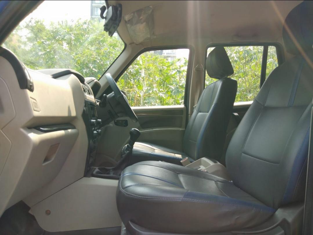 2014 Used Mahindra Scorpio S6 PLUS