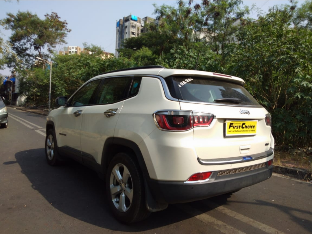 2017 Used JEEP COMPASS LIMITED O 2.0 DIESEL