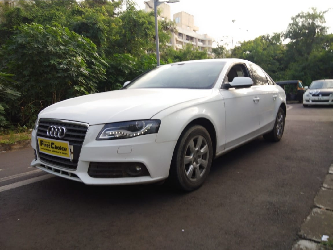 2011 Used AUDI A4 2.0 TDI MULTITRONIC