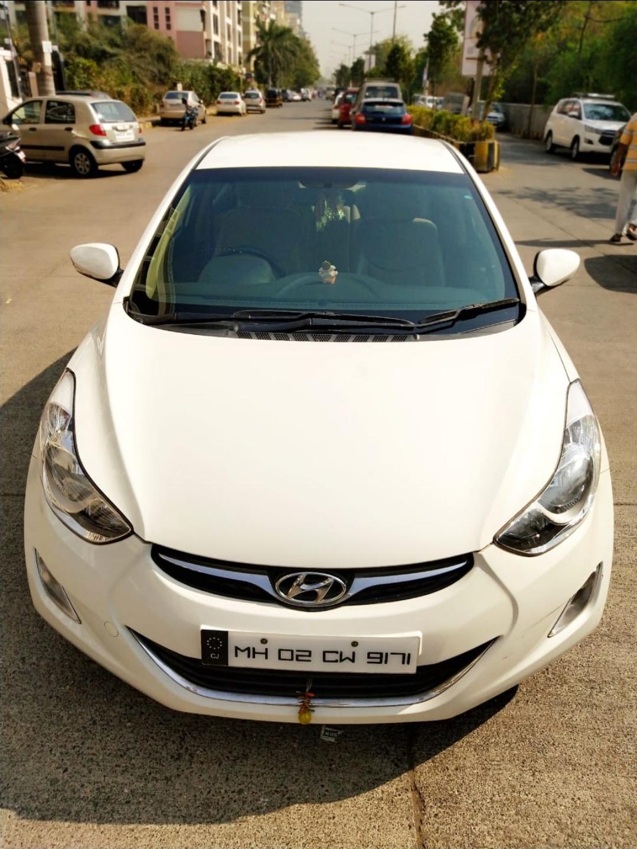 2013 Used Hyundai Elantra CRDI LEATHER