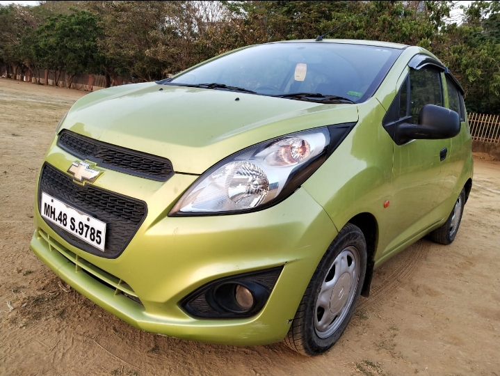 2014 Used CHEVROLET BEAT LS PETROL