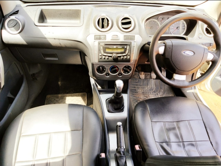 2011 Used FORD FIESTA EXI 1.4 TDCI