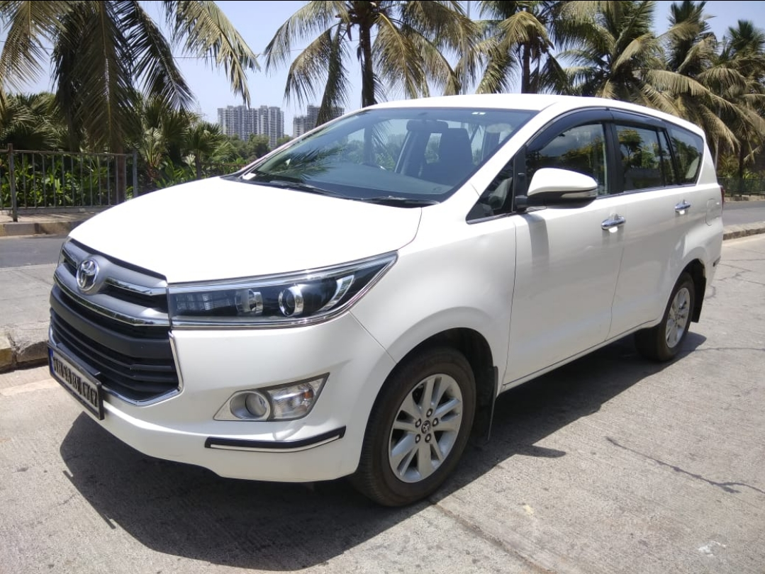 2016 Used Toyota Innova CRYSTA 2.5 VX BS IV