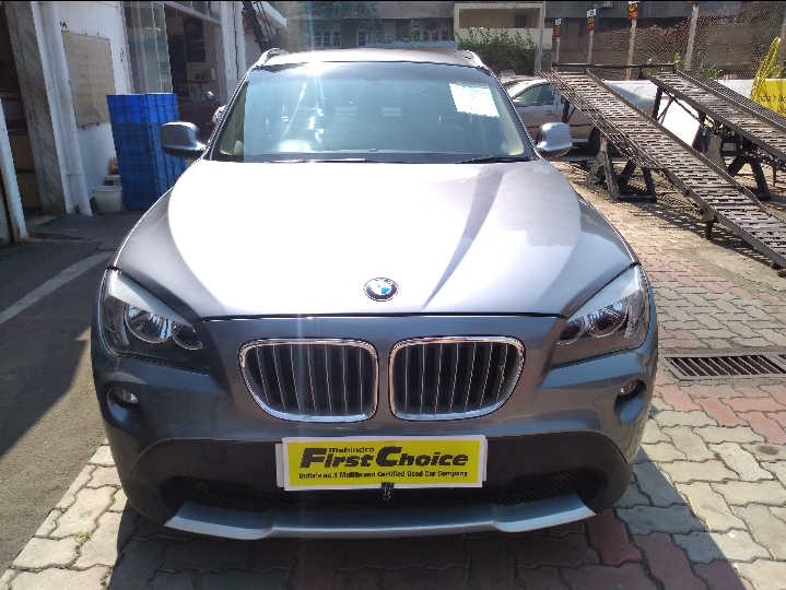 2011 Used Bmw X1 SDRIVE 20D