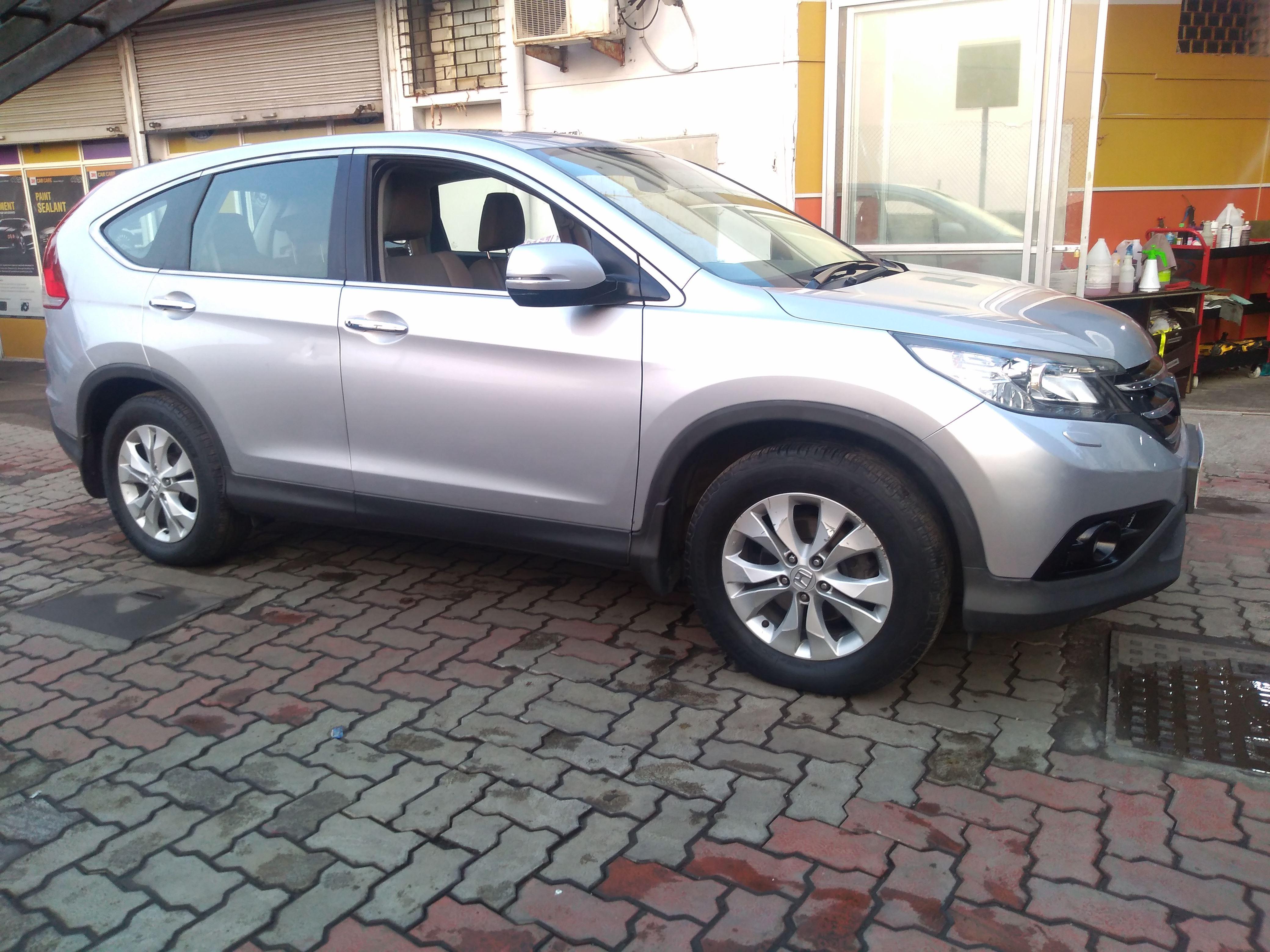 2013 Used HONDA CRV 2.4 L 4WD AVN