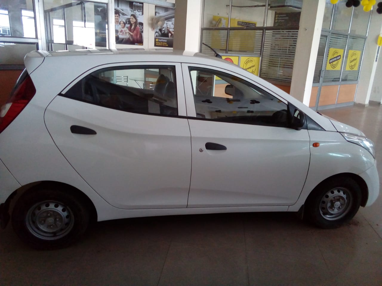 2016 Used Hyundai Eon ERA PLUS