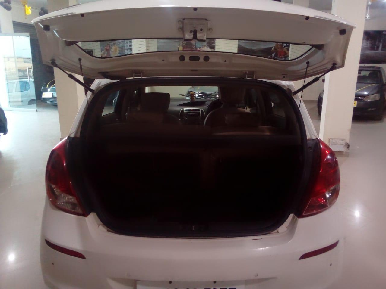 2013 Used Hyundai I20 SPORTZ 1.4 CRDI