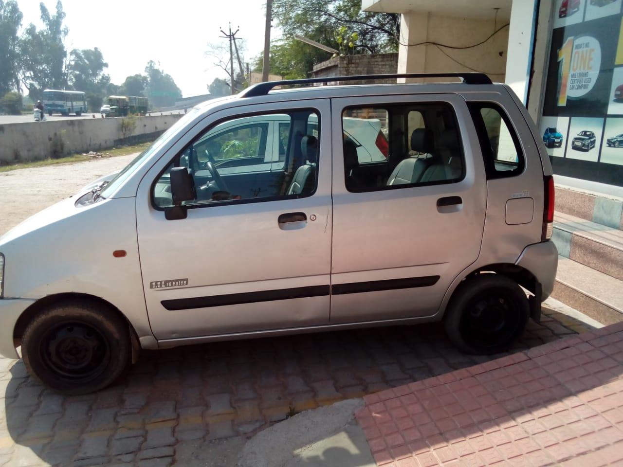 2006 Used Maruti Suzuki Wagon R VXI BS III