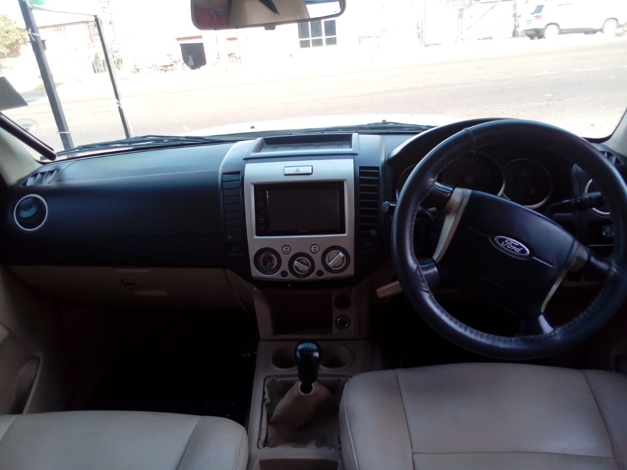 2008 Used Ford Endeavour XLT TDCI 4X2