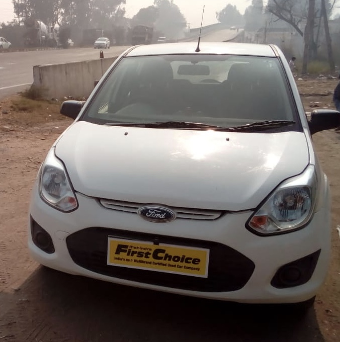 2014 Used Ford Figo EXI DURATORQ 1.4