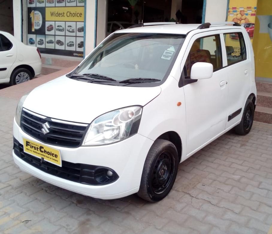 2010 Used Maruti Suzuki Wagon R 1.0 VXI