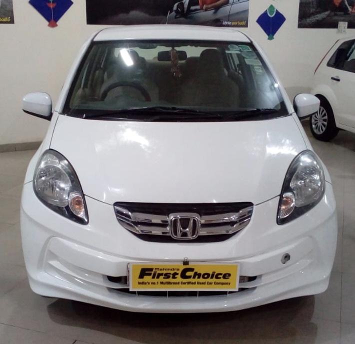 2013 Used Honda Amaze 1.5 EMT I DTEC