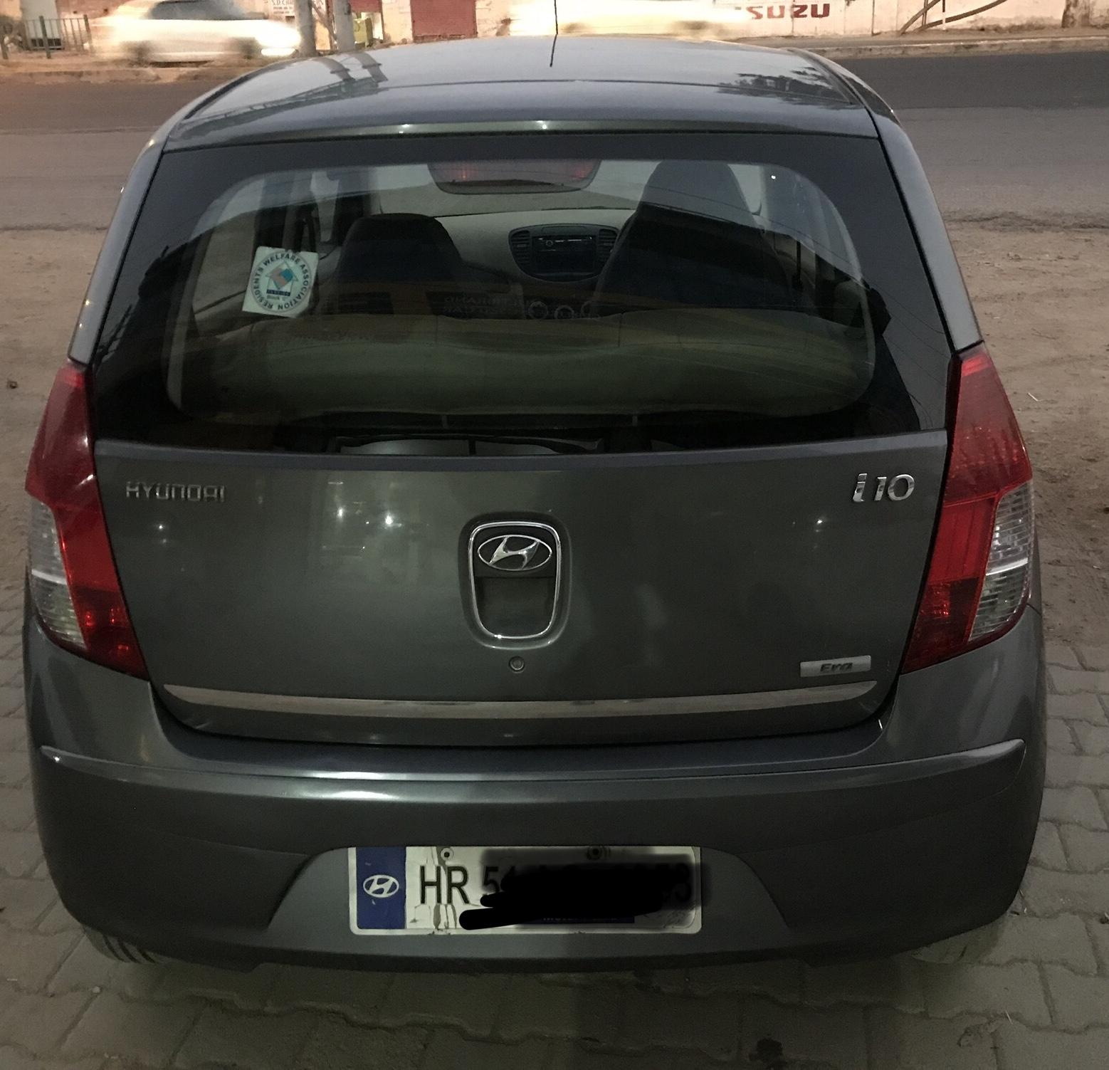 2009 Used Hyundai I10 ERA