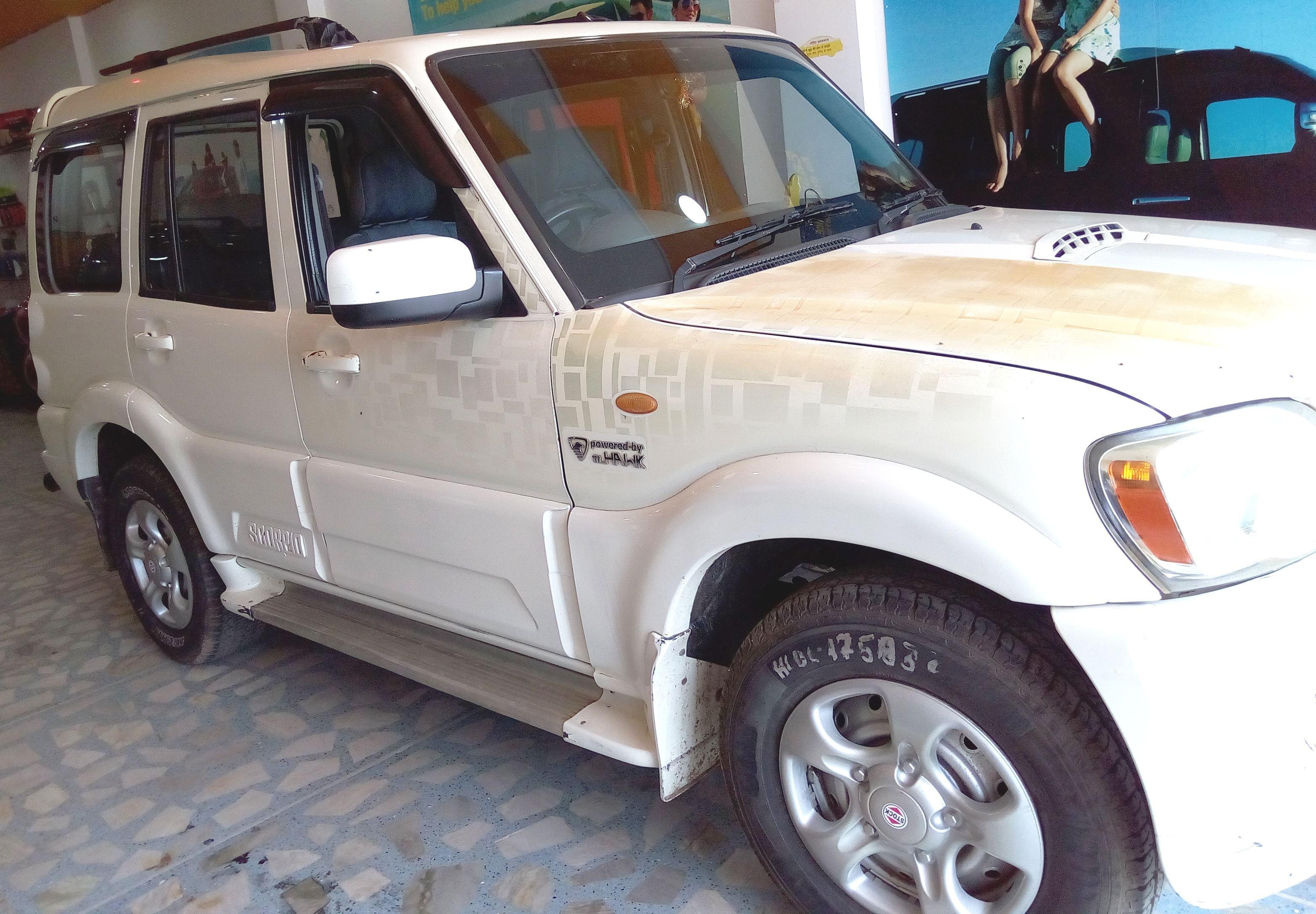2012 Used Mahindra Scorpio LX BS IV