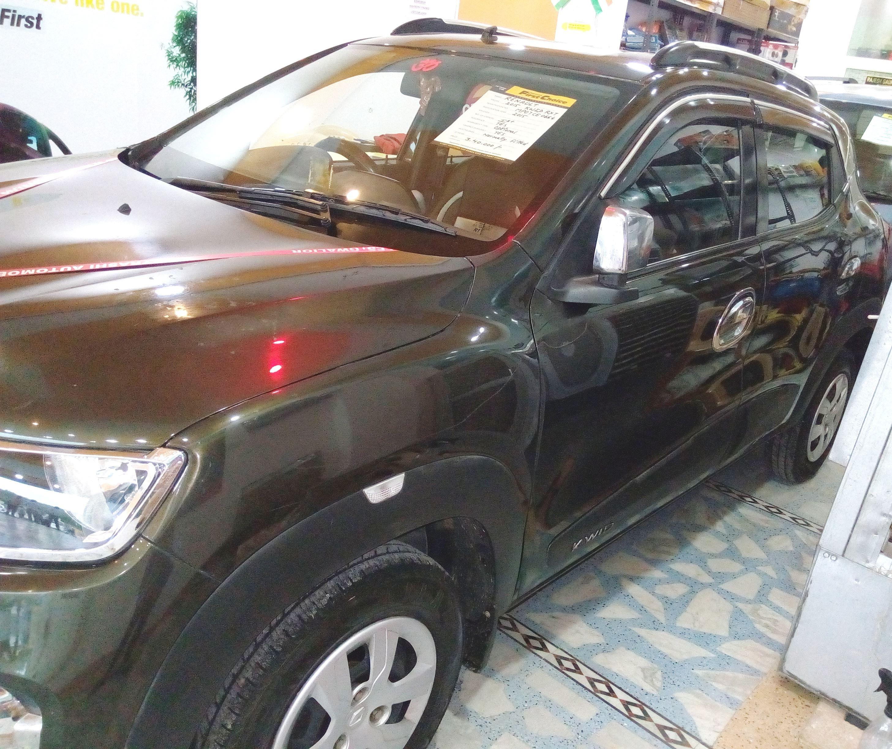 2015 Used Renault Kwid RXT