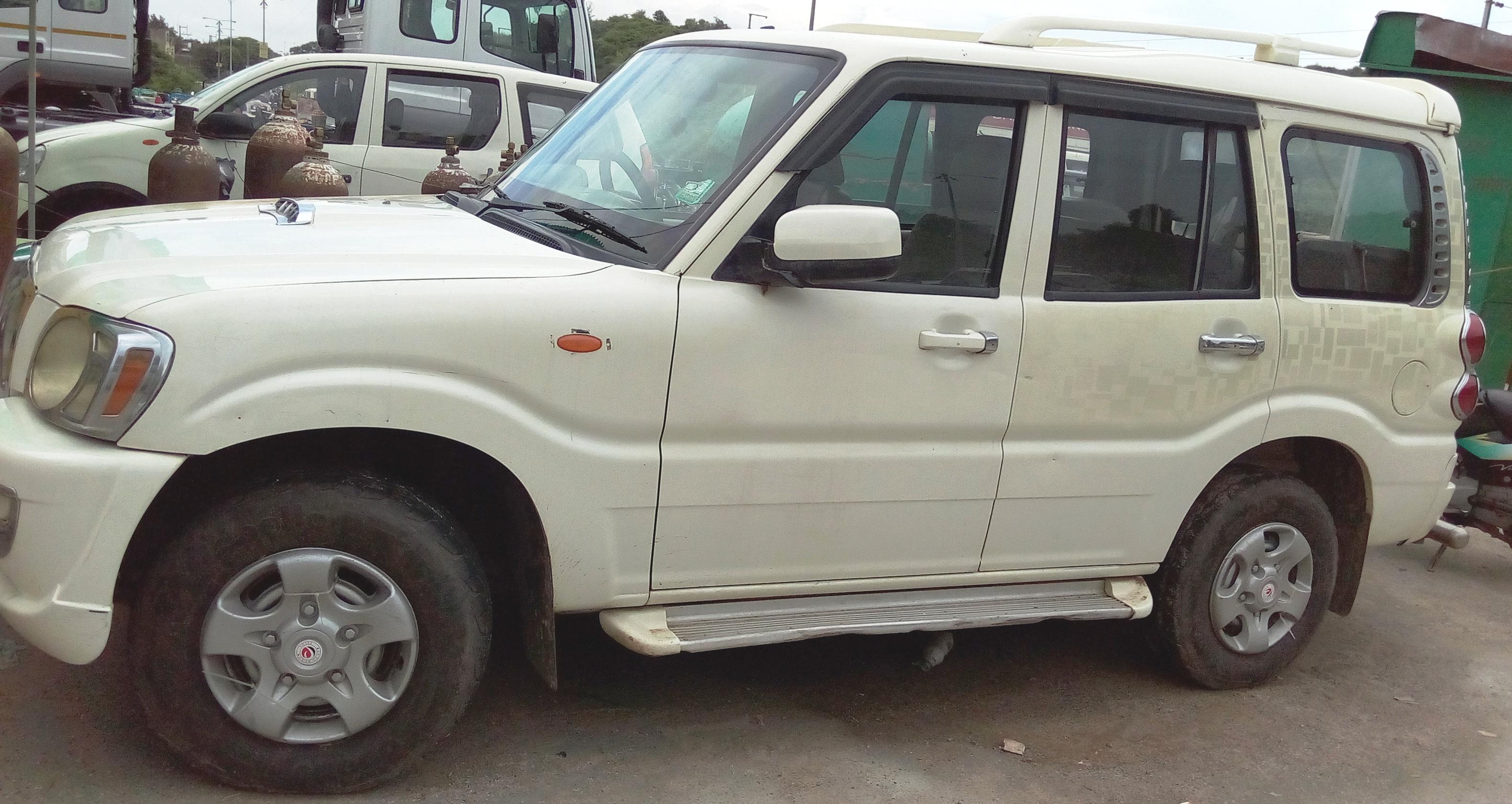 2012 Used Mahindra Scorpio M2DI