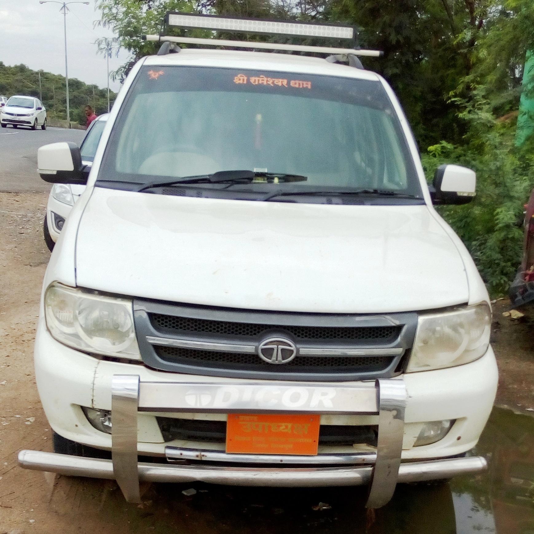 2011 Used Tata Safari 4X2 EX DICOR 2.2 VTT