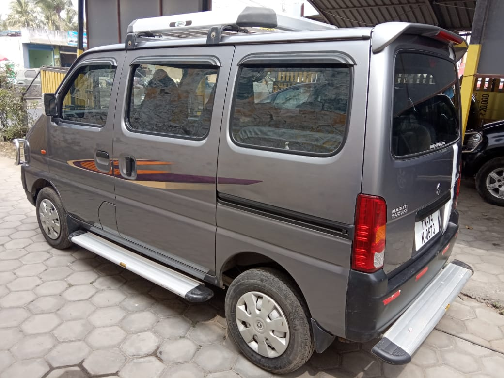 2017 Used Maruti Suzuki Eeco 5 STR CNG WITH AC PLUSHTR