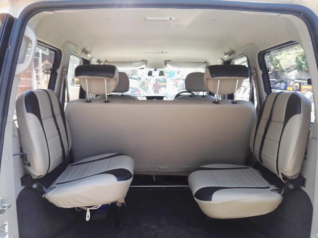2015 Used Mahindra Scorpio S4PLUS