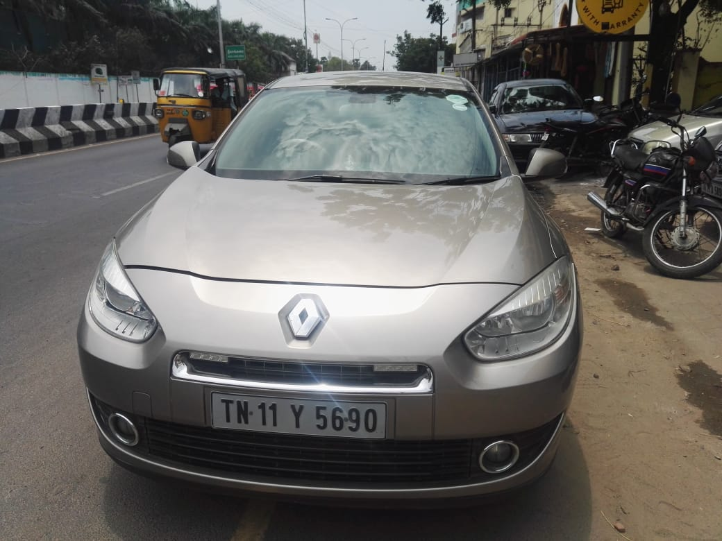 2012 Used RENAULT FLUENCE 1.5 E2