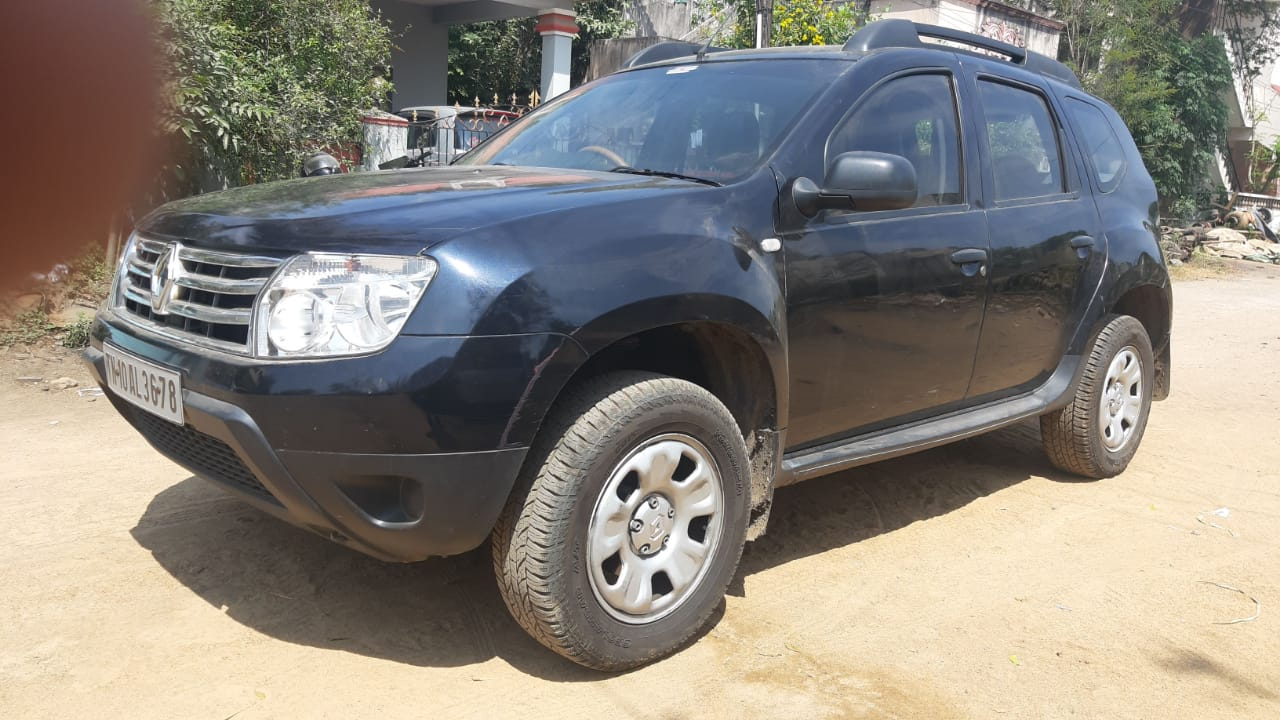 2013 Used RENAULT DUSTER 85 PS RXE