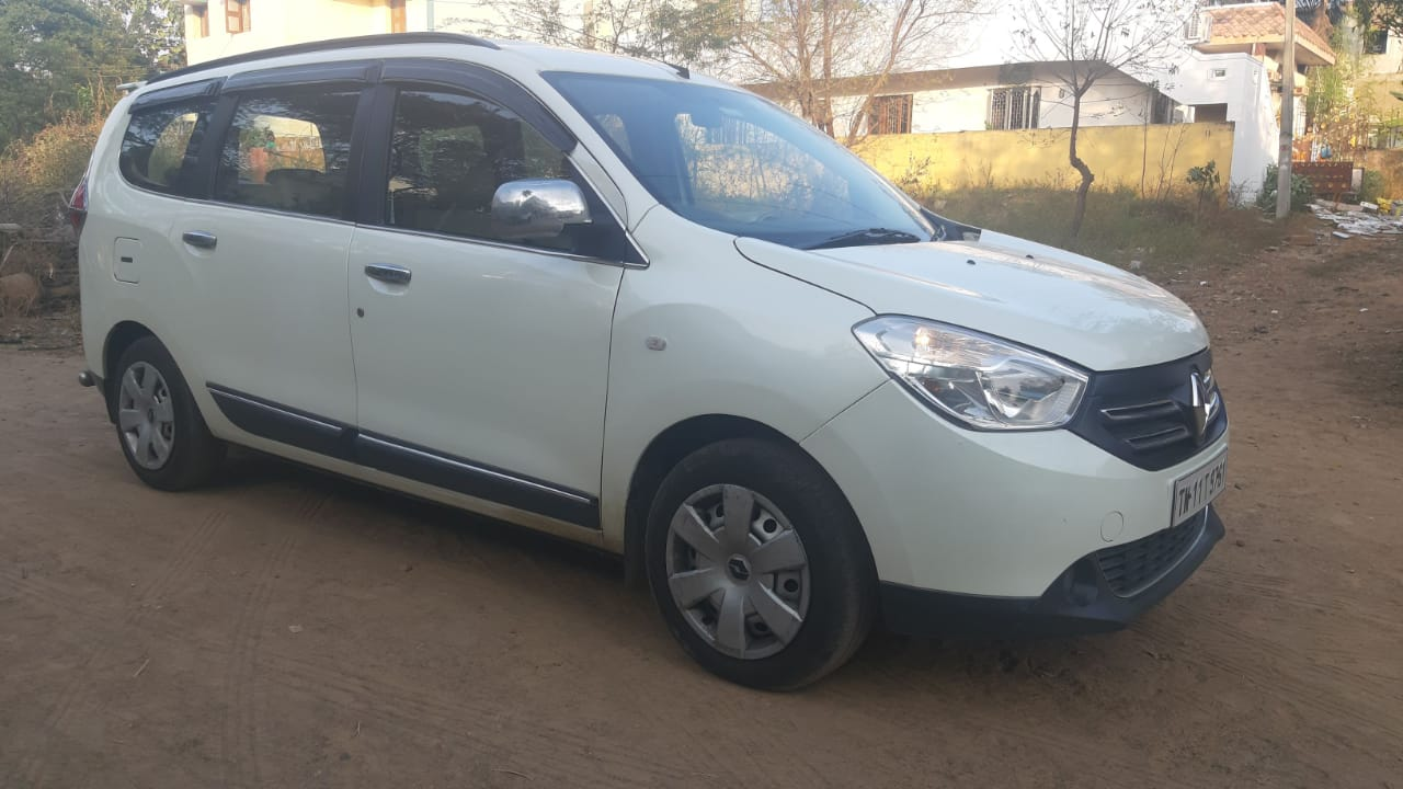 2016 Used RENAULT LODGY 85 PS RXE