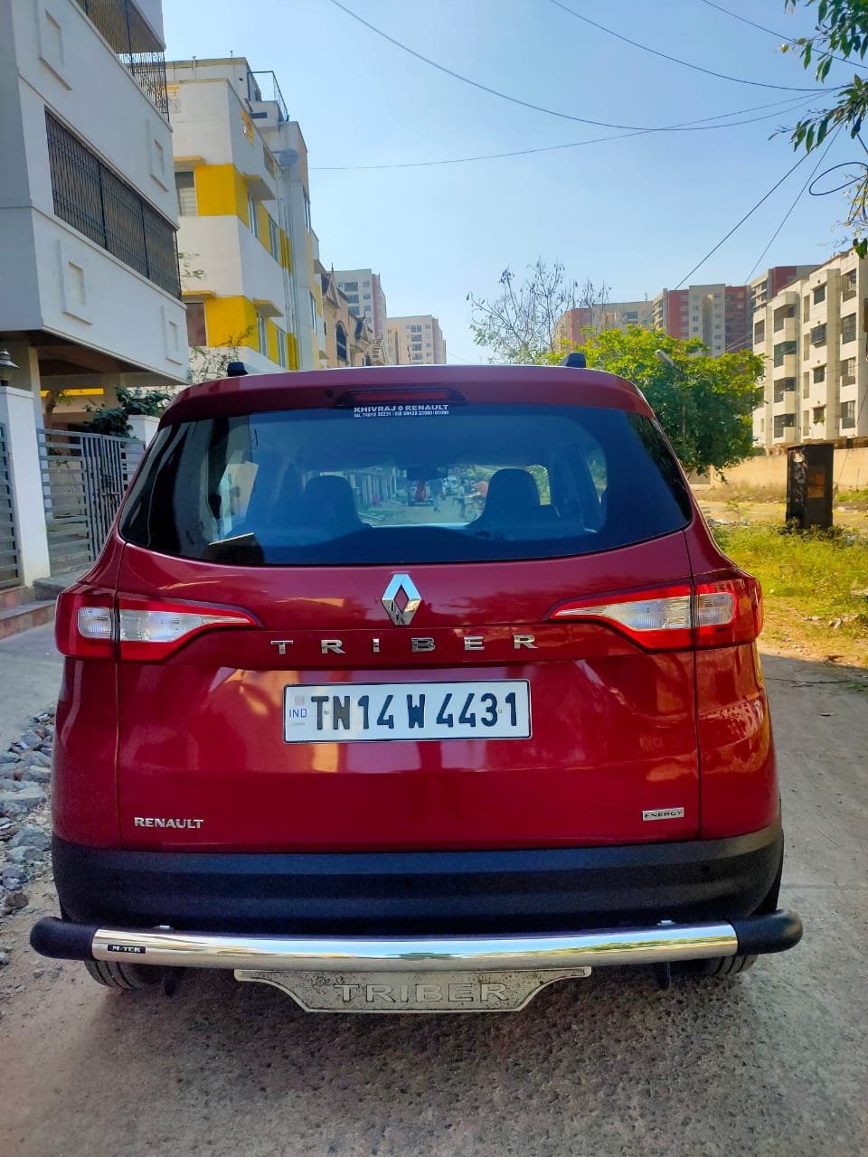 2020 Used RENAULT TRIBER RXT