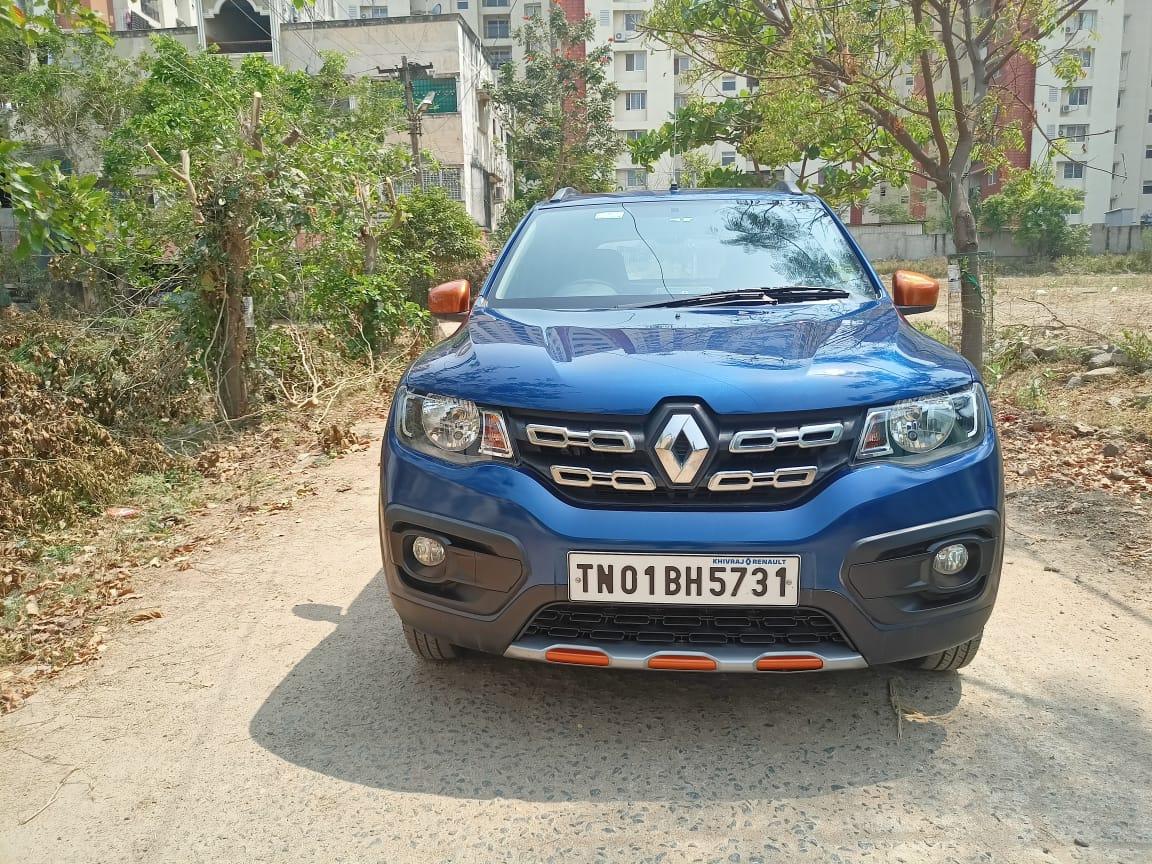 2019 Used Renault Kwid CLIMBER 1.0 AMT