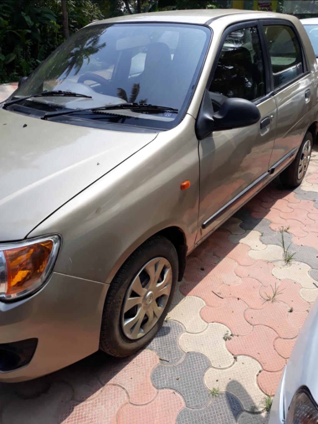 2011 Used Maruti Suzuki Alto K10 LXI
