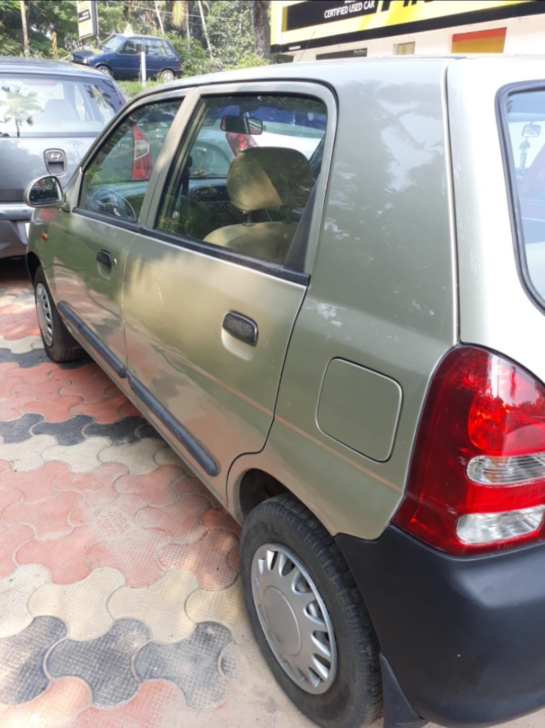 2009 Used Maruti Suzuki Alto LXI BS III
