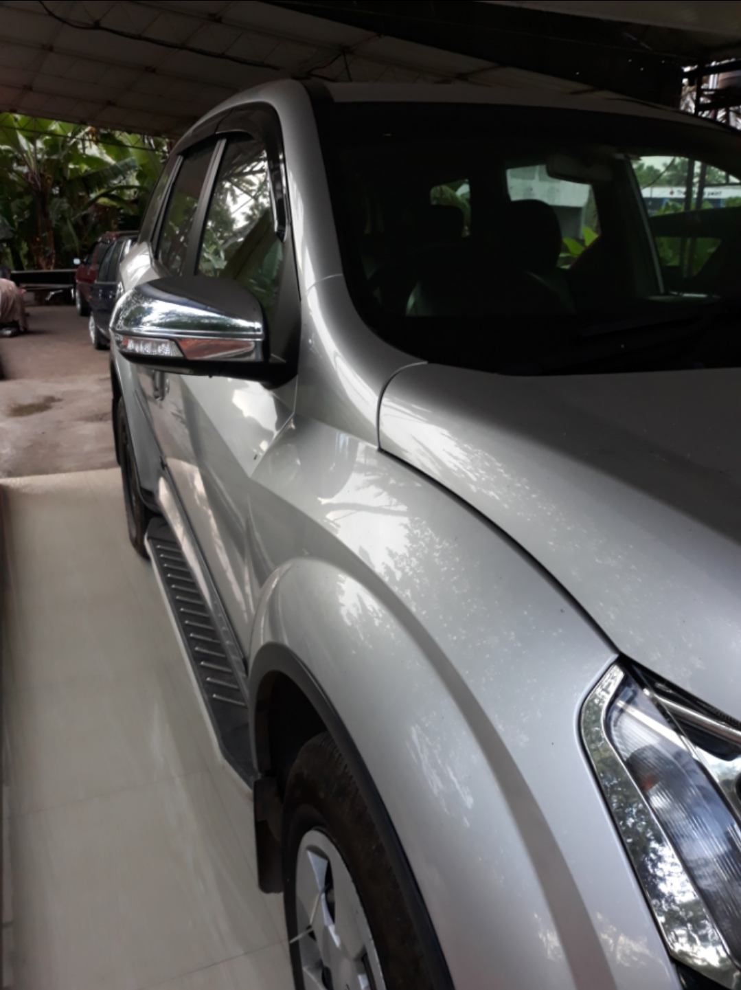 2015 Used Mahindra Xuv500 W6