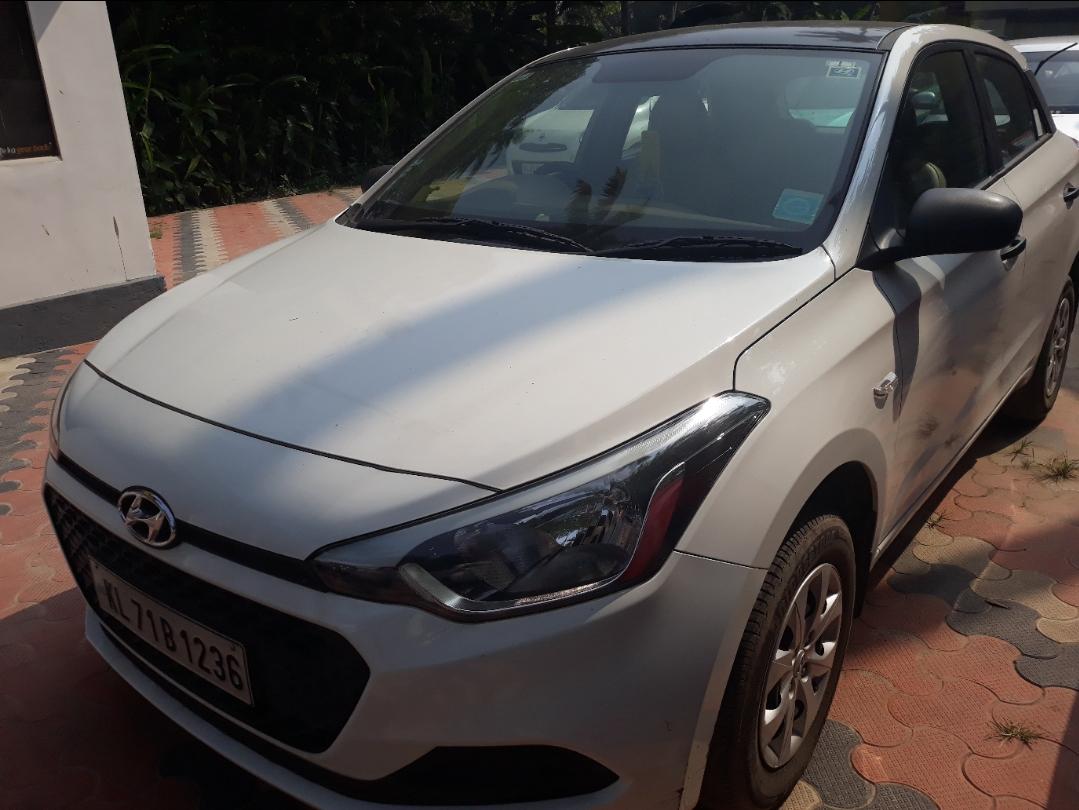 2015 Used Hyundai I20 ERA 1.2 BS IV