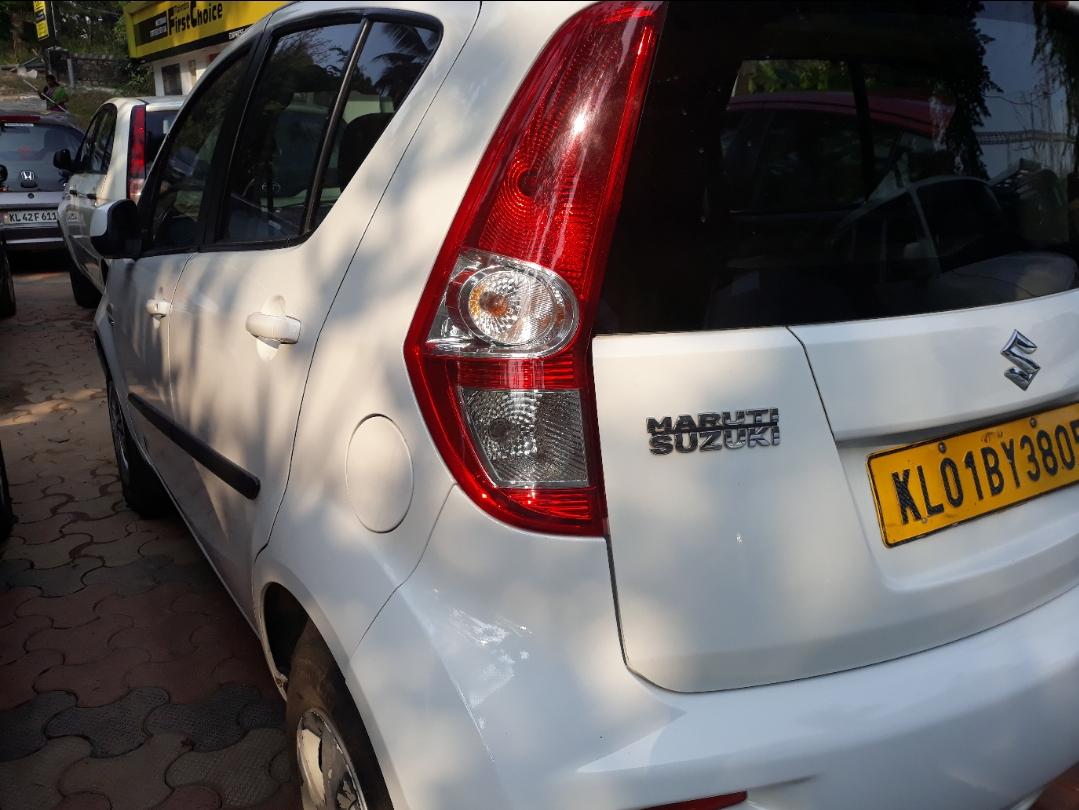 2016 Used Maruti Suzuki Ritz LDI BS IV