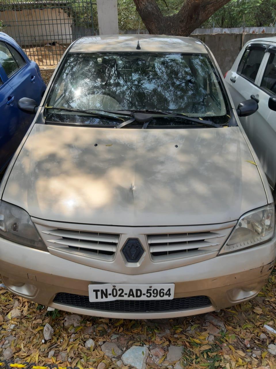 2007 Used Mahindra Renault Logan GLX 1.6