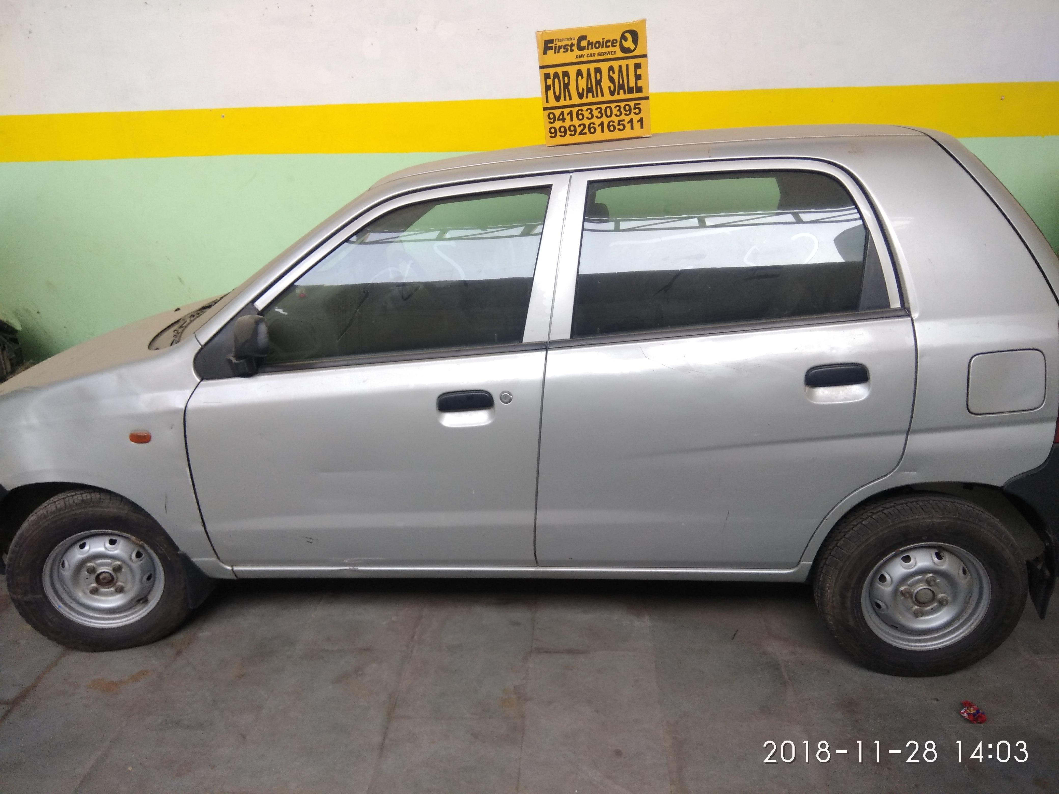 32cdaf18eb32b8 Maruti Suzuki Alto Lxi Bs Iii - Mahindra First Choice
