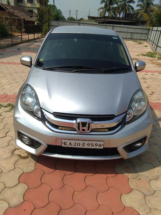 Honda Amaze 1 5 Exmt I Dtec - Mahindra First Choice
