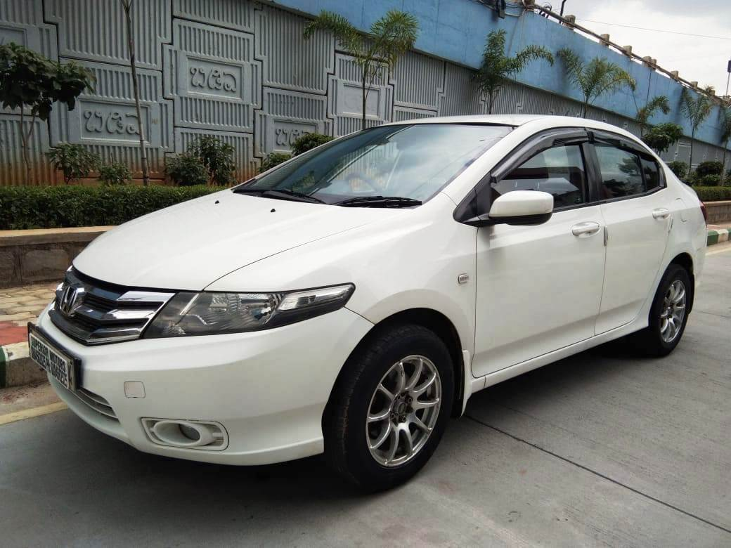 2012 Used HONDA CITY 1.5 CORPORATE MT