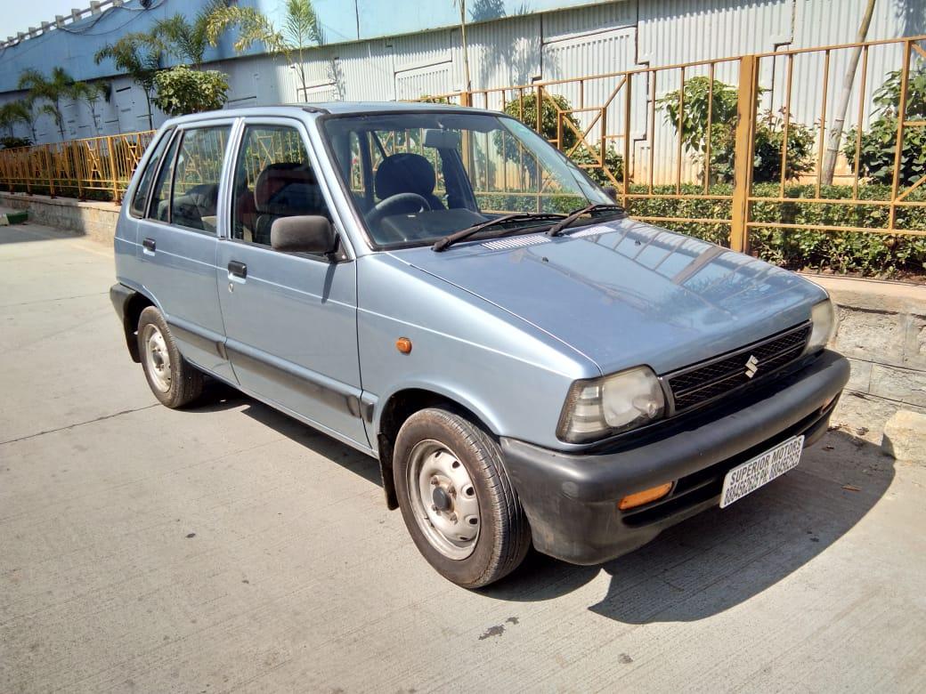 2008 Used MARUTI SUZUKI 800 DUO STD LPG