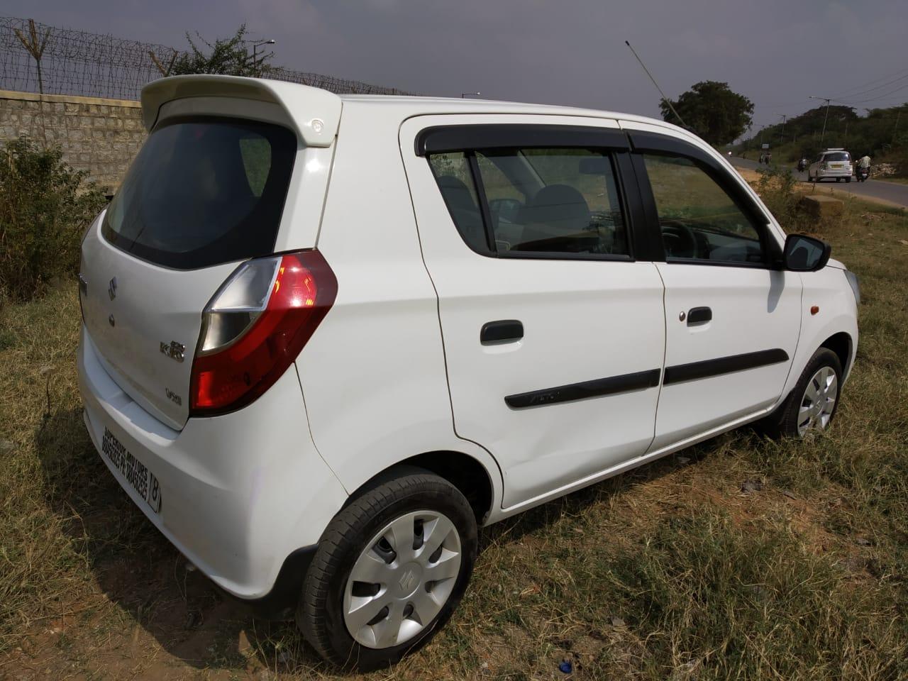 Maruti Suzuki Alto K10 Vxi Mahindra First Choice