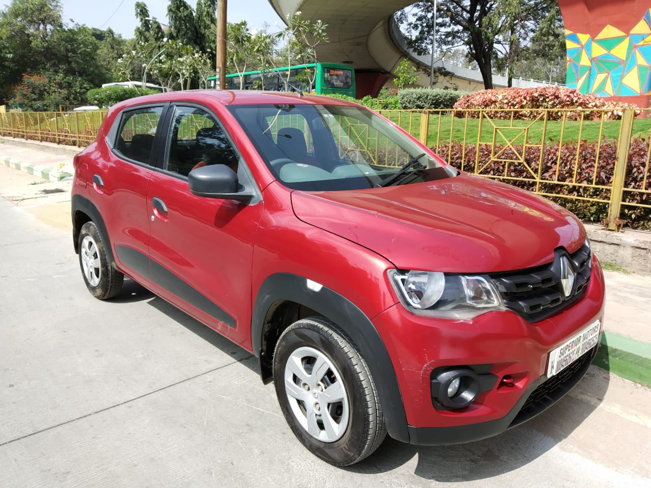 2016 Used Renault Kwid RXT OPT